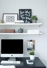 appealing desk shelf ideas best ideas about shelves above desk on desk ideas