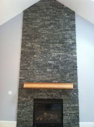 Gray Brick Fireplace Paint Ideas For Living Room With Stone Fireplace Wonderful Cozy