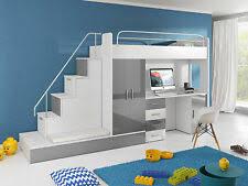 Ein hochbett mit treppe wirkt besonders modern und verfügt über einen coolen effekt. Hochbett Treppe Gunstig Kaufen Ebay