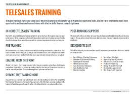 tele sales training the little book of game changers by pete stuckey training consultan