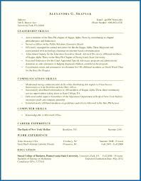 Skills Based Resume Templates Skills Based Resume Template Emberskyme 24