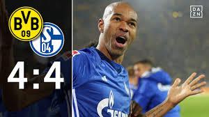 Naldo! Wahnsinn im Revier: Borussia Dortmund - FC Schalke 04 4:4 |  Highlights | Bundesliga
