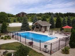 Rectangle Pool Wisconsin | Rectangle Pool Designs | Rectangular Swimming  Pools | Custom Inground Swimming Pool