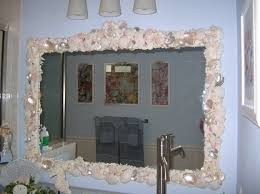 Beach Theme Bathrooms Beach Themed Bathroom Mirrors Free Designs Interior