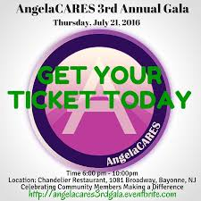 get your ticket for gala