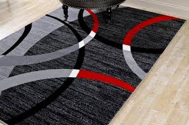 living room appealing red and gray area rugs 81itzxkw4zl sl1280 f759d710 f5e4 4547 9c62 06d413adec54 jpg