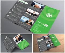 11x17 Trifold Template 11x17 Tri Fold Brochure Printing