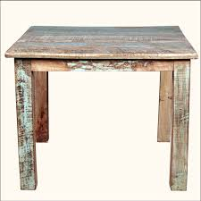 Small Square Kitchen Table Square Rustic Kitchen Tables Best Kitchen Ideas 2017