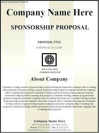 Liquor Sponsorship Request Proposal For Goose – Stiropor Idea