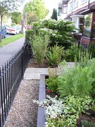 Small Picture Small Front Garden Ideas Uk City Family Design The Garden Trends
