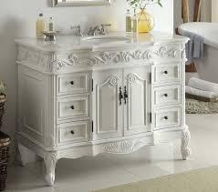 42 inch white vanity. Wonderful Vanity In 42 Inch White Vanity E