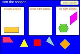 Sorting 2d Shapes Venn Diagram Ks1 Sorting 2d Shapes Nns Maths Zone Cool Learning Games