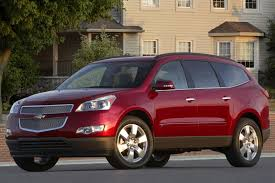 2010 Chevrolet Traverse - Information and photos - ZombieDrive