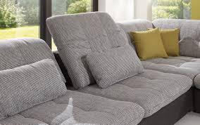 Wohnlandschaft Xxl Mit Sitztiefenverstellung Sofa Couches