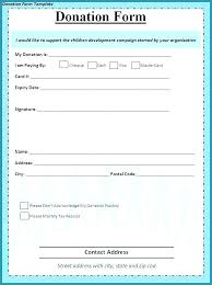 Donation Pledge Card Templates Wedding Favor Template By On