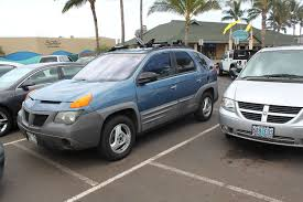 Pontiac Aztek - Simple English Wikipedia, the free encyclopedia