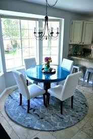 rug for round dining table round rug for under kitchen table rugs under kitchen table and rug for round dining table
