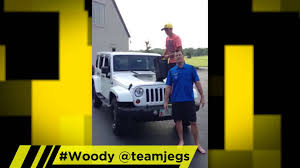 jeg coughlin jr als ice bucket challenge jegs high performance