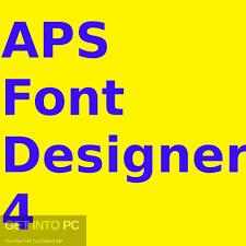 Aps Designer 4 0 Filehippo Aps Font Designer 4 Free Download Get Into Pc