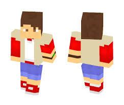 Download Hello Neighbor The Player Minecraft Skin For Free Superminecraftskins