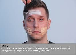 joker makeup tutorial how to image 2