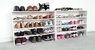 Shoe Organizer Ideas Closetmaid Shoe Storage Winda 7 Furniture
