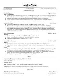 Electrical Engineering Sample Resumes Electrical Engineering Resume 5u7tbbxdki0z Samples Entry