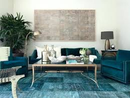 Blue Living Room Rug Carpet And Rugs Home Designs On