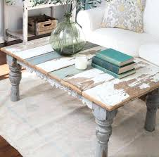 distressed white coffee table distressed painted coffee table distressed white coffee table diy