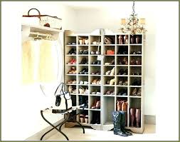 shoe racks wall mounted for closets mount gallery of storage cabinet black plywood and pink bathrooms remarkable homes throughout shoes ideas bin