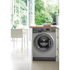 Standard Washing Machine Width Hotpoint Smart Wmfug 742g Washing Machine Graphite Hotpoint Uk