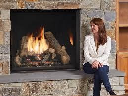 4237 clean face gas fireplace