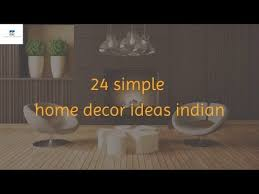 Small Picture 24 simple home decor ideas indian YouTube