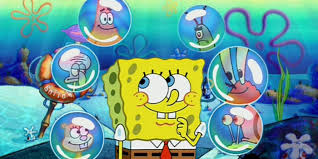SpongeBob SquarePants Theory: The Characters Are <b>The 7 Deadly</b> ...