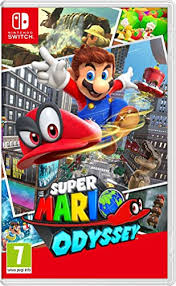 <b>Super Mario Odyssey</b> (Nintendo Switch): Amazon.co.uk: PC & Video ...