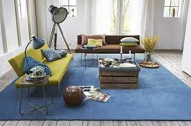 Brown And Blue Living Room Stunning Not My Style But Colors To Go With Blue Carpet Where We R Going To