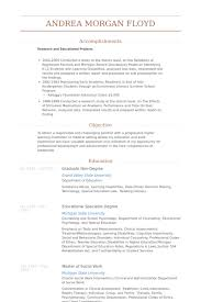 School Psychologist Resume samples