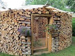 Creative Firewood Storage Ideas Turning Wood Into Beautiful Yard - HD  Wallpapers