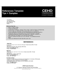 Provides free templates and examples to create a winning resume for job search. Resume Reference Template 2 Free Templates In Pdf Word Excel Download