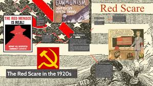 Red Scare And Labor Strikes Chart Answers The Red Scare In The 1920s By Jakob Borowski On Prezi