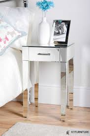 Metal Side Tables For Bedroom Narrow Bedside Table Black Aquila Bedside Chest Of Drawers Small