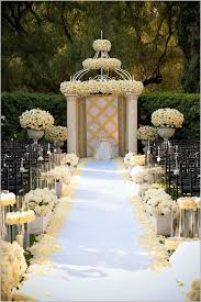 Wedding Design Ideas Wedding Aisle Decoration Design 16 34