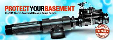 backup sump pump options.  Sump Water Powered Backup Sump Pump By RadonSeal Inside Options A