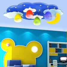 lighting kids room. Cartoon Children S Room Lamp Led Ceiling Lights Kids Boys And Girls Bedroom Light Pink Lighting