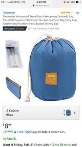 tancendes travel cosmetics bag 9