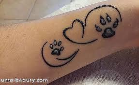 50 Pes Tlapka Tetování Inspirovat Vaši Krásu Csuma Beautycom
