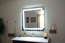 above mirror lighting bathrooms. Vanity Mirror With Light Design Lights Diy . Above Lighting Bathrooms