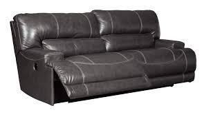 reclining sofa to enlarge