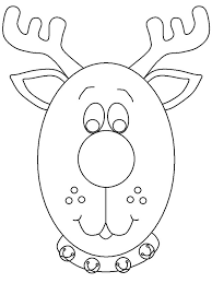 Small Picture Awesome Reindeer Coloring Pages Ideas New Printable Coloring