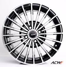 Alloy wheels rims 15 for TOYOTA VIOS YARIS COROLLA EX HONDA FIT ...